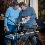 Dominic Miller Band Rehearsal @ Sigitas Staiunas Studio